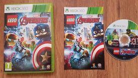 Xbox 360 games Lego Marvel Avengers