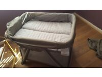 Brand new Nuna travel cot for sale