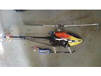 Align T-REX 550e RC Helicopter