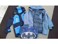 Boys jackets 6-8