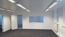 ***Various office's available starting from £40pw ALL BILLS INCLUDED***