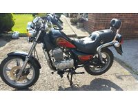 Spares or Repair Hyosung Cruise 2