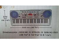 As New - Yamaha PSR 275 Keyboard - For Sale