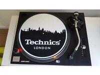 Technics SL-1210MK2 / Headshell + Stylus Included