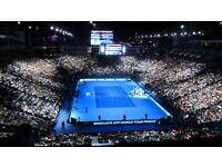 ATP Final - excellent seat