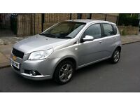****CHEVRELOT AVEO 1.4 2009 NEW SHAPE LOW MILEAGE F/S/H 12 MONTHS MOT & TAXED £995 ono p/x *****