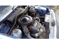 VW polo mk2f engine breadvan coupe.