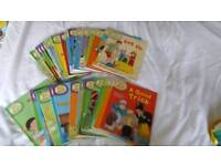Educational toys and books