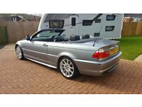 BMW 320ci convertible IMMACULATE CONDITION!!! EXTREMELY LOW MILES!!! PRICE HAS DROPPED!!!