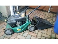 Petrol Mower with 400mm Blade