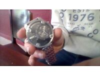 !!!Diesel Watch!!! @@@Only The Brave@@@