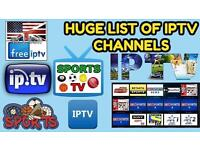 Want IPTV plex on your ps4, Xbox ONE or LG smart TV OR SAMSUNG smart tv?