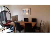 Home office space / workspace available for hire during the day
