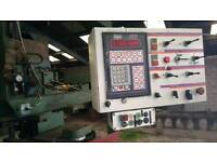 Double Band Saw
