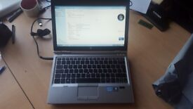 HP EliteBook 2570P laptop Intel 3.2ghz x 4 Core i5 3rd gen processor 500GB hd 4gb or 8gb ram memory