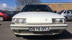 CITROEN BX 1.4 TGE 5dr Hatchback (1988) £2,995,00 One Owner