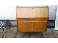 Old writing cabinet