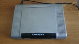 DAEWOO DS608P free to view digital Video Receiver