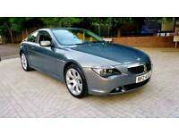 BMW 630i SMG 1owner excellence condition