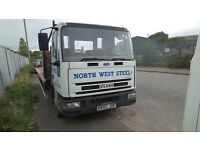 Iveco Cargo Flatbed (Low Milage)