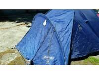 Vango Delta 300 Tent, 3-man in Good Condition