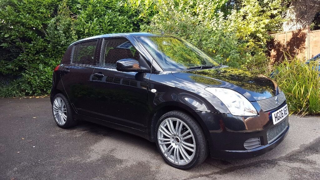 Suzuki swift 1.3 2006 12 months mot