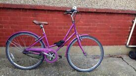 Ladies Traditional Bike 2016 Claud Butler