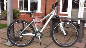 Giant Mountain Bike Hardtail, Small, Superb Condition.
