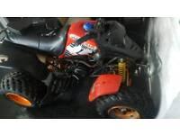 Quadzilla 200cc open to swap/car/bike/phone