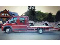 ducato 2.3 multijet 120bhp crewcab recovery transport