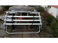 Genuine vw transporter bike rack