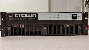Crown Com-Tech 800 DJ Power Amp