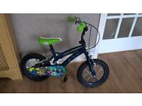 boys bike ben 10 bicycle