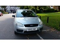 2005 Ford Focus C-Max 1.6 16v LX 5dr Service History HPI Clear @ 07725982426@