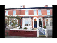 A Beautiful 4 Bedroom House For Sale in Blackpool ( Close to Town Center )