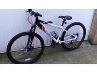 "Apollo Evade Boys Bicycle - 14"" Frame, 26"" Wheel - excellent condition"