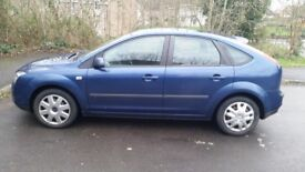 *FOR SALE* 2007 Ford Focus LX (1.6ltr/Petrol/5DR) - LOW MILEAGE!