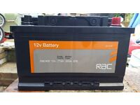 HEAVY DUTY CAR / VAN BATTERY