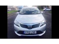 Toyota avensis Automatic Diesel year 2012 millege