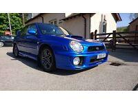 Subaru Impreza wrx 2l turbo bugeye
