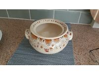 Fosters Honeycomb Soup bowl/tureen