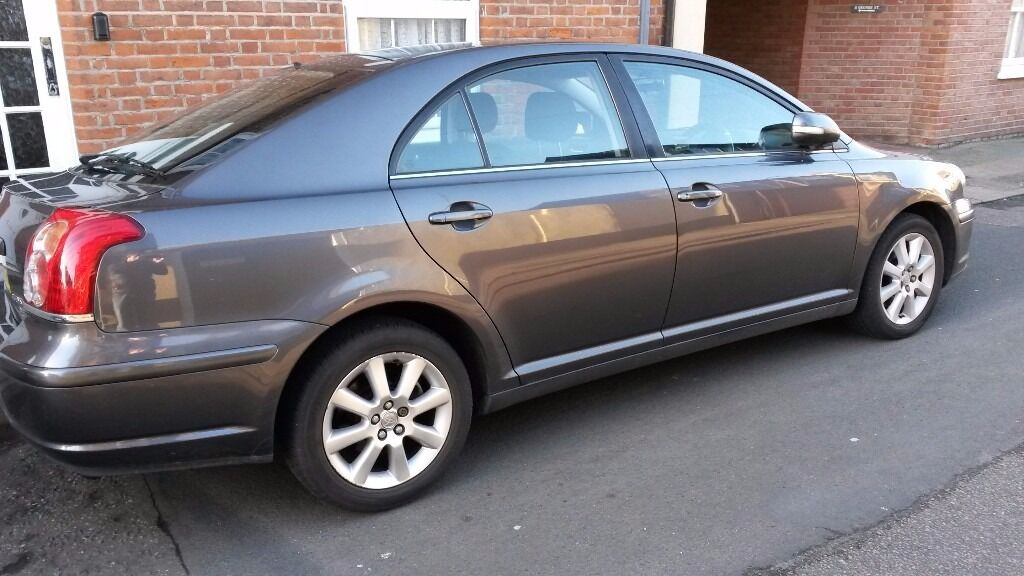 toyota avensis 2 0 d4d diesel 98000mls in harwich essex gumtree. Black Bedroom Furniture Sets. Home Design Ideas