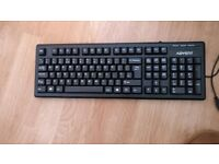 Keyboard, hardly used