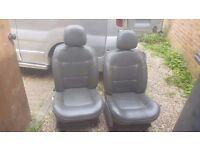 vivaro,traffic,primastar, leather single seat