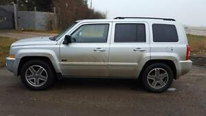 2009 Jeep Patriot Rocky Mountain