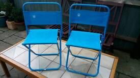Kids picnic chairs