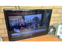 Bush 26 inch LCD TV - SPARES OR REPAIR (minor fault)