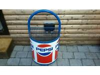 Pepsi bin