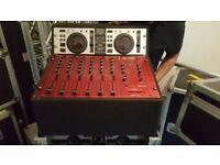 Forumla sound mixer FSM 600 & pioneer CD player