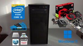 ULTRA FAST POWERFUL DESKTOP PC FOR GAMING & PRODUCTIVITY